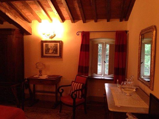 Relais Villa Baldelli: Стандартный номер на 2 этаже