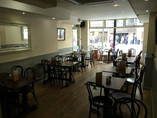 The Allotment Bistro Restaurant: Air Conditioned Restaurant