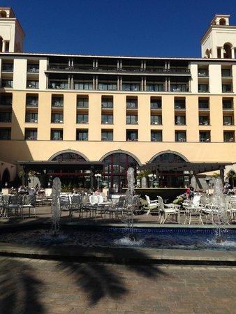 Lopesan Costa Meloneras Resort, Spa & Casino: Hotel