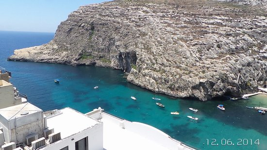 Hotel Xlendi Resort & Spa: View from Room  406