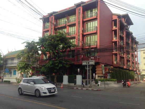 Casa Nithra: L'hôtel