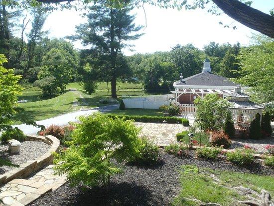 Inn on Crescent Lake : From Garden Room