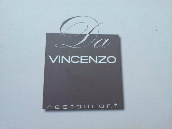 Da Vincenzo: Dettaglio locale
