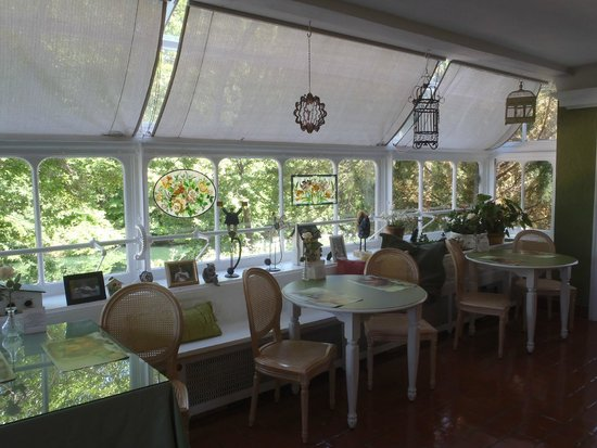 Inn on Crescent Lake: Time to eat