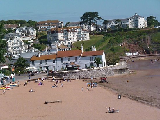 Premier Inn Paignton Seafront Goodrington Sands Hotel From The Steam Train