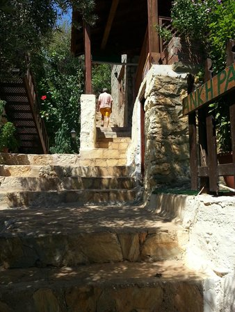 Castle of Simena: Симена
