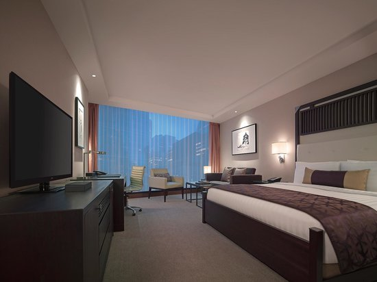 Shangri-La Hotel Toronto: Executive King Room