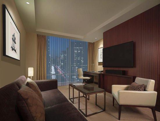 Shangri-La Hotel Toronto: One Bedroom Deluxe Suite