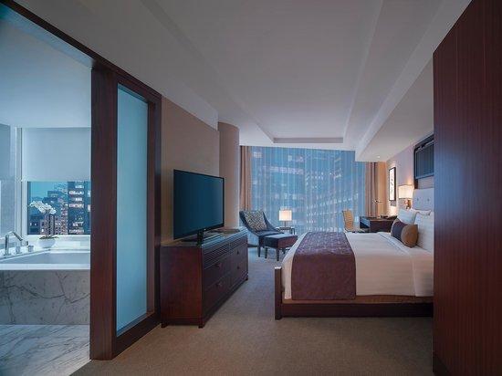 Shangri-La Hotel Toronto: Premier King Room