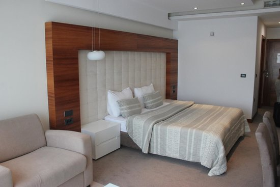 Hotel Centar : Comfortable bed