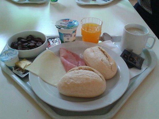 JGH Berlin: colazione