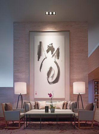 Shangri-La Hotel Toronto: Lobby Lounge