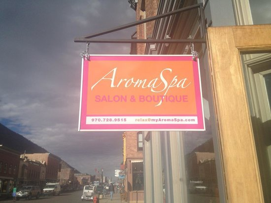 AromaSpa Salon & Boutique