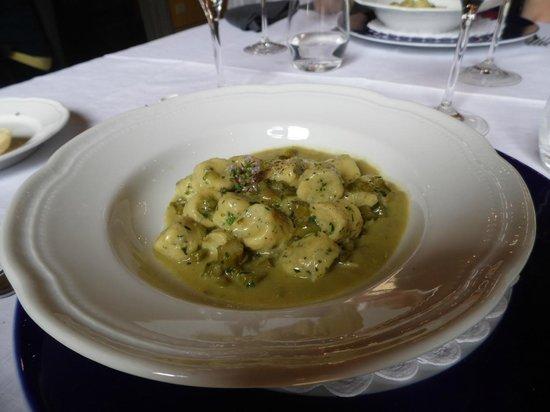 """Castello di Modanella: Un """"mezzo"""" primo piatto (2) ideale per provare più cose...."""