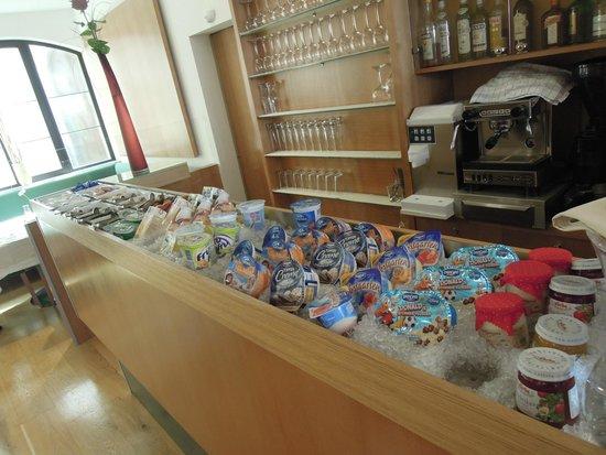 Hotel Maximilian : Frühstück große Auswahl