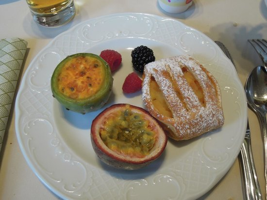 Hotel Maximilian : Frühstück