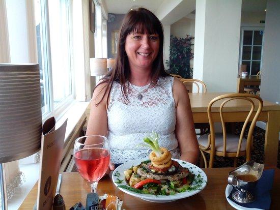 North Ocean Hotel: steak rossini