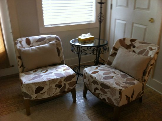 Casa 325 : sitting area