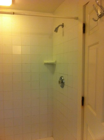 Casa 325: shower- could fit 4 people probably