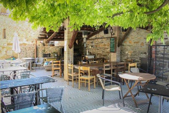 Bar Restaurant Juia: Exterior restaurant