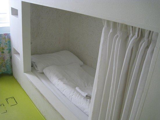 Design Hostel Goli&Bosi: Här sov man gott!