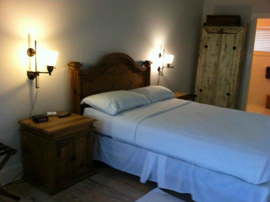 Casa 325: bed