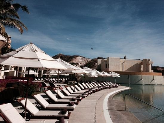 Marquis Los Cabos All-Inclusive Resort & Spa: excellent pool area