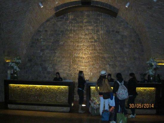 JW Marriott El Convento Cusco: lobby
