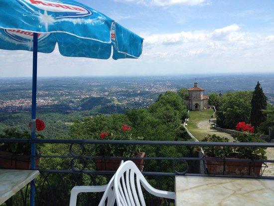 Terrazza panoramica del ristorante - Picture of Ristorante ...