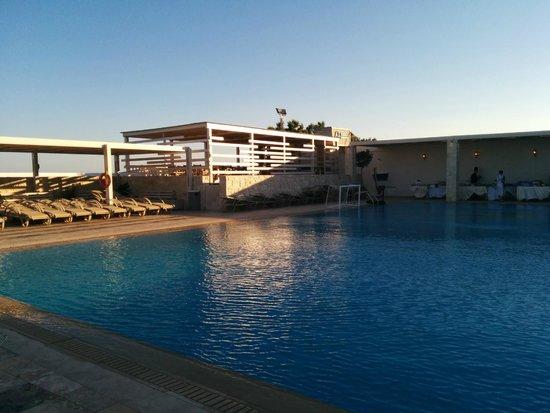 Ostria Resort & Spa : piscine principale