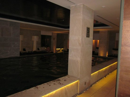 JW Marriott El Convento Cusco: spa