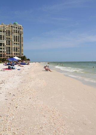South Marco beach