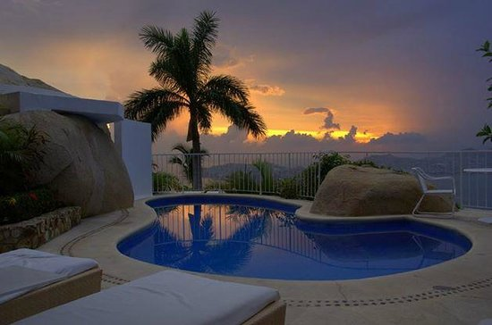 Las Brisas Acapulco: Room with the best view