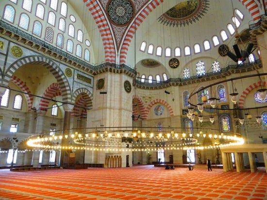 Suleymaniye Mosque: Мечеть Сулеймание