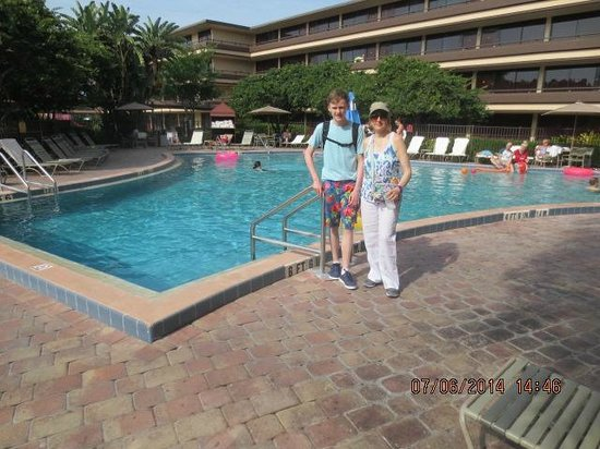 Rosen Inn at Pointe Orlando : Pool