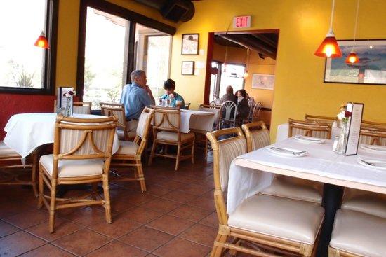 Thai Sapa: Inside of restaurant
