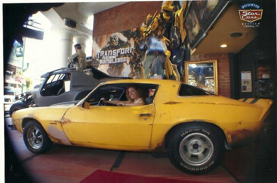Hollywood Star Cars Museum: Bumblebee