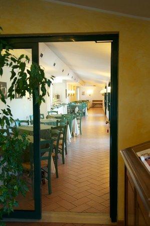 Hotel Selva Candida : Завтраки тут...