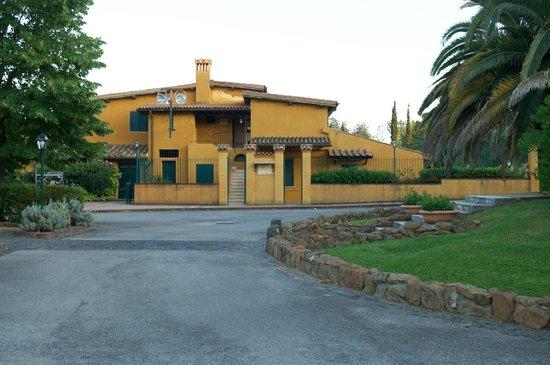 Hotel Selva Candida : Отель