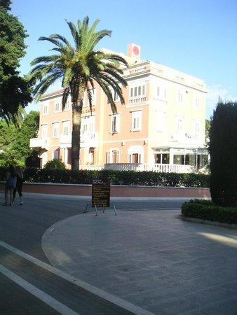 Hotel Zagreb: l'hotel
