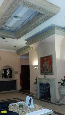 Primus Grand Hotel: SPA waiting area