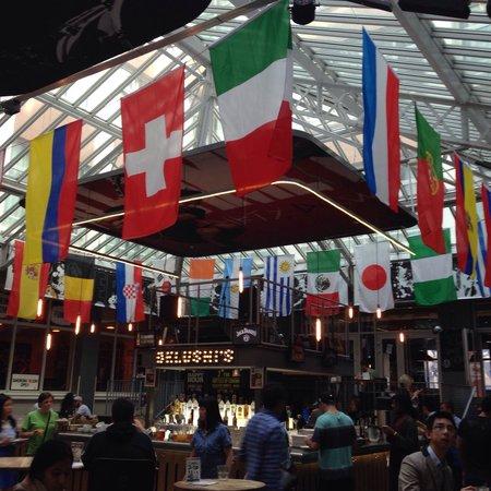 St Christopher's Gare du Nord Paris : Pub