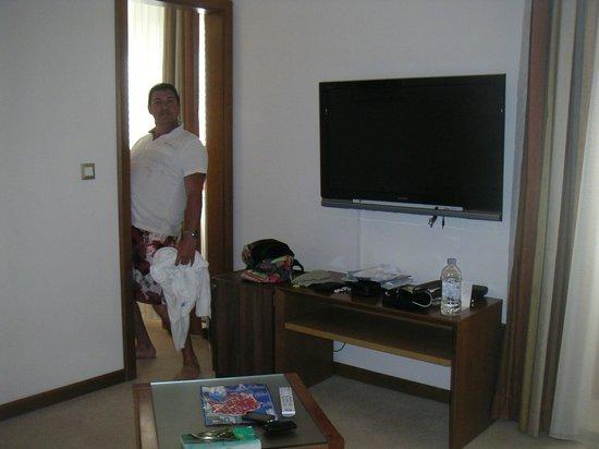 Hotel Zagreb: la suite