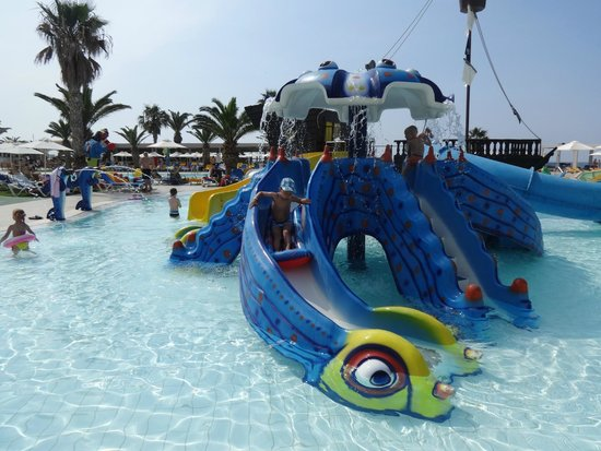 Lyttos Beach Hotel : Детский бассейн