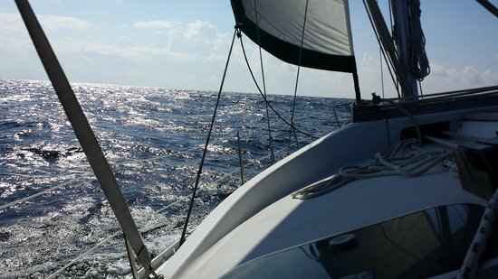 Emerald Coast Yachts Day Tours: The Gulf between Destin and Panama City