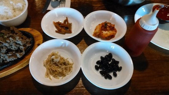Seoul Korean Cuisine : side dishes