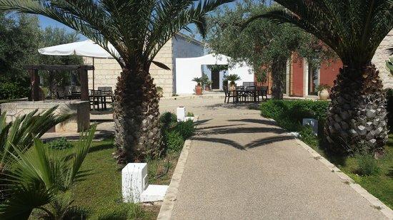 Cambiocavallo - Unesco Area & Resort : ingresso resort