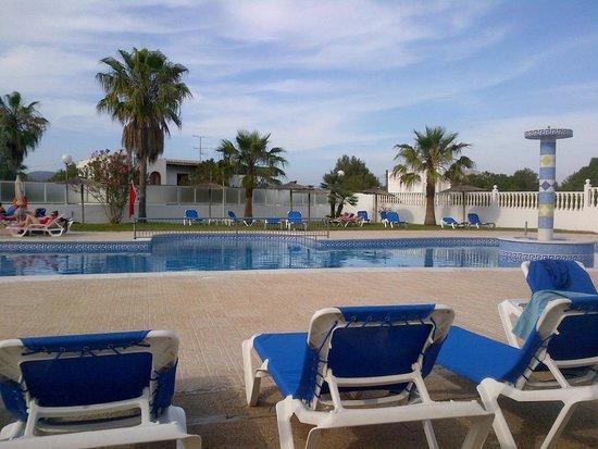 Hotel Apartamentos Monterrey : Pool