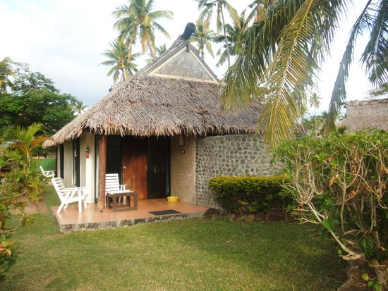 Mana Island Resort: Our Island bure