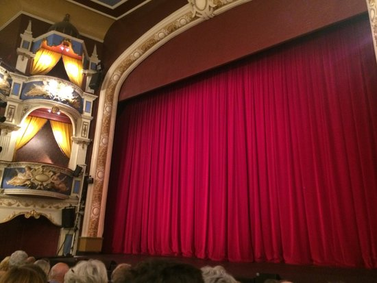 Crewe Lyceum Theatre: Interval